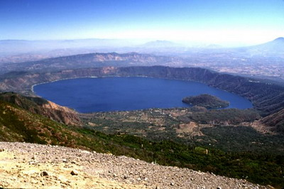 Coatepeque Caldera